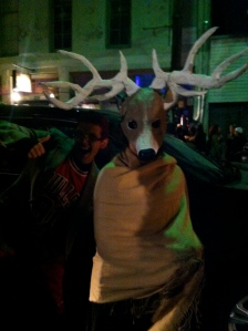 Another Deer on Frenchmen St, NOLA 2012