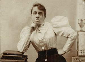 emma goldman and anarchy Emma goldman's writing was largely my introduction to anarchist ideas and theory i still consider her one of my favorites, but, over the years,.